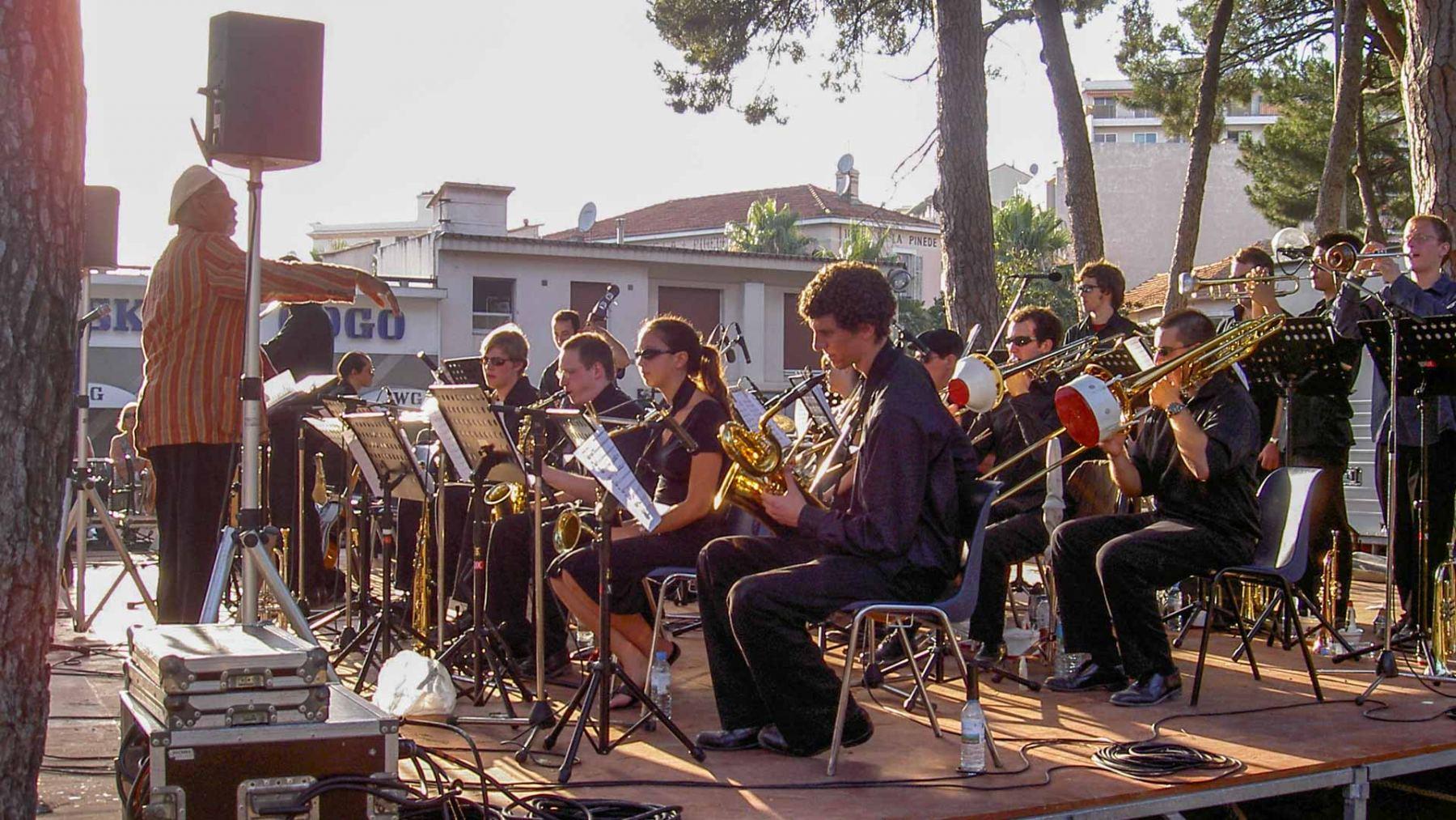 DECIBEL06 - Son et Lumière et Vidéo - Orchestre et BigBand