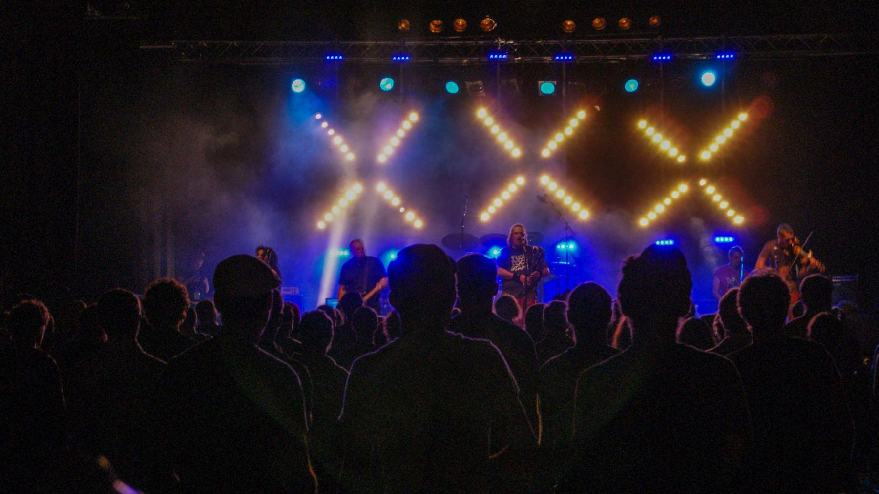 Sono Light Vidéo - DECIBEL06 - Concert et Festivals