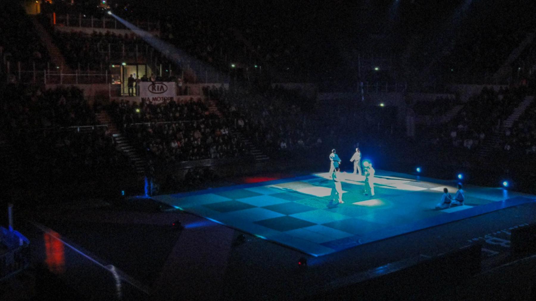 DECIBEL06 - Sport Arts Martiaux - Sound-Light-Video
