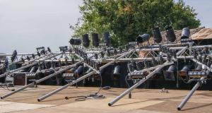 DECIBEL06 - Théâtre - Plan de feu - Eclairage traditionnel