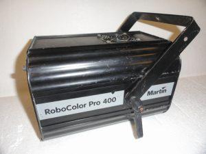 Projecteur MARTIN PRO400 Image