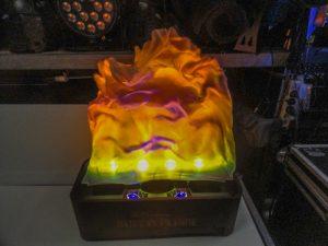 Flammes en soie SX Lighting Super Flame Image