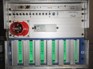 Grada RVE 6 x 5kW en rack Image