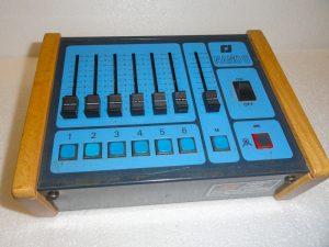 Console Juliat Nano 6  Image