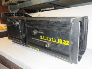 Projecteurs Strand CANTATA 18/32 Decoupe 1kW Image
