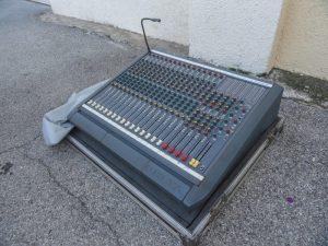 Console Soundcraft DLX Image