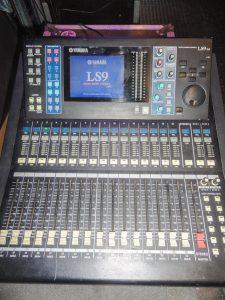 Console Numérique Yamaha LS9-24 Image