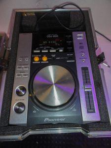 Platines CD CDJ200 Pioneer Image