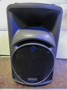 Enceinte Mackie SRM450 V1 (Made in Italy – RCF) Image