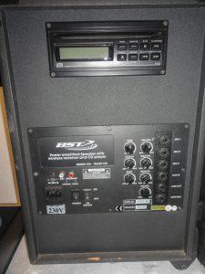 Enceinte BST Trainy CD + micro HF Image